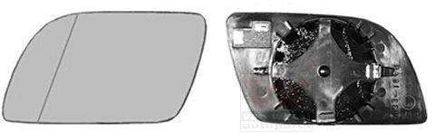 Verre de rétroviseur, rétroviseur extérieur - VAN WEZEL - 5827831