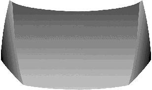 Capot-moteur - VAN WEZEL - 5828660