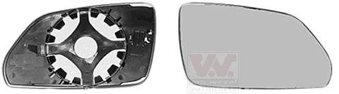 Verre de rétroviseur, rétroviseur extérieur - VAN WEZEL - 5828832