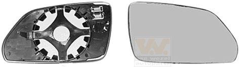 Verre de rétroviseur, rétroviseur extérieur - VAN WEZEL - 5828836