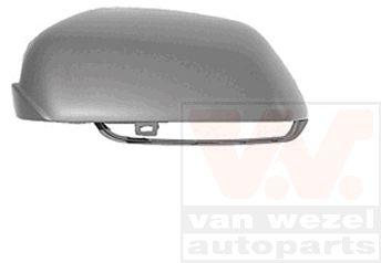 Revêtement, rétroviseur extérieur - VAN WEZEL - 5828843