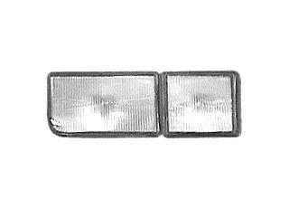 Enjoliveur, projecteur antibrouillard - VAN WEZEL - 5835909
