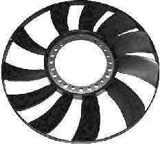 Roue du souffleur, refroidissement  du moteur - VAN WEZEL - 5836742