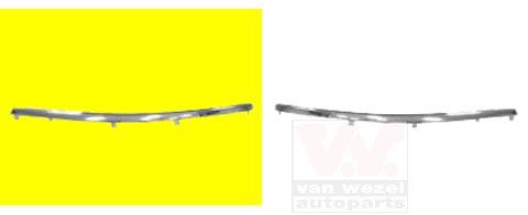 Enjoliveur, pare-chocs - VWA - 88VWA5837482