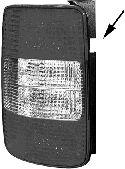 Feu arrière - VAN WEZEL - 5867933