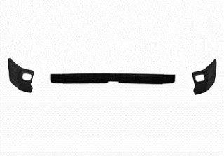 Pare-chocs - VAN WEZEL - 5874536