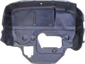 Insonoristaion du compartiment moteur - VAN WEZEL - 5874701