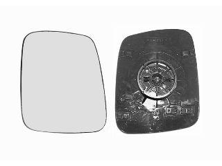 Verre de rétroviseur, rétroviseur extérieur - VAN WEZEL - 5874835