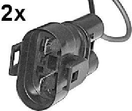 Ventilateur, refroidissement du moteur - VAN WEZEL - 5875749