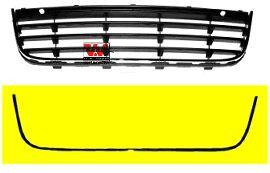 Jeu de baguettes et bandes protectrices, grille de radiateur - VAN WEZEL - 5886419