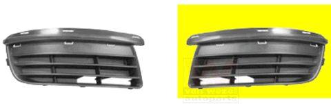 Grille de ventilation, pare-chocs - VAN WEZEL - 5886591