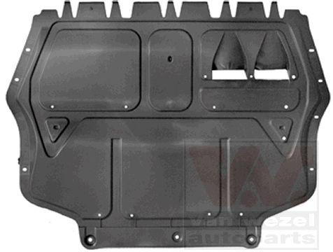 Insonoristaion du compartiment moteur - VAN WEZEL - 5894702