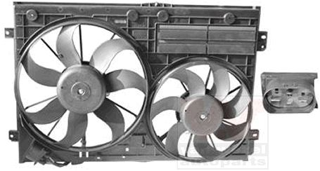 Ventilateur, refroidissement du moteur - VAN WEZEL - 5894749