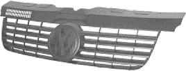 Grille de radiateur - VAN WEZEL - 5896510