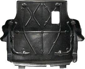 Insonoristaion du compartiment moteur - VAN WEZEL - 5896701
