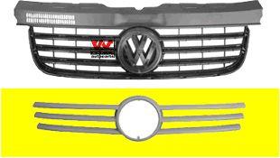 Grille de radiateur - VAN WEZEL - 5897510