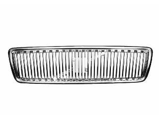 Grille de radiateur - VAN WEZEL - 5930510