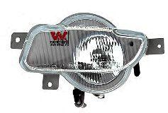Projecteur antibrouillard - VAN WEZEL - 5931996