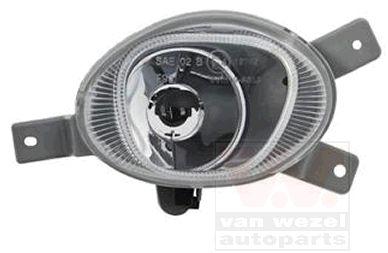 Projecteur antibrouillard - VAN WEZEL - 5936996