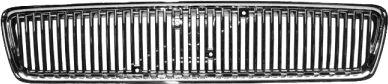 Grille de radiateur - VAN WEZEL - 5941510