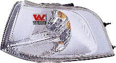 Feu clignotant - VAN WEZEL - 5941903