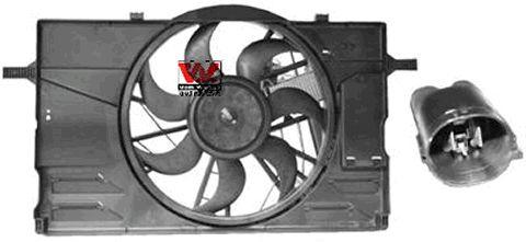 Ventilateur, refroidissement du moteur - VWA - 88VWA5942748