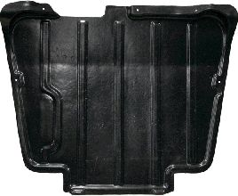 Insonoristaion du compartiment moteur - VAN WEZEL - 5958701
