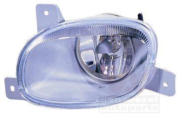 Projecteur antibrouillard - VAN WEZEL - 5960996
