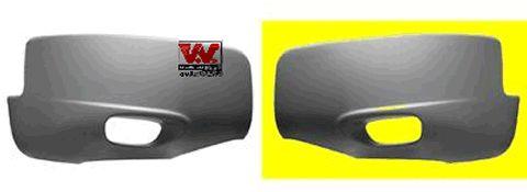 Pare-chocs - VAN WEZEL - 5998563