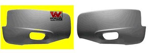 Pare-chocs - VAN WEZEL - 5998564