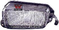 Projecteur antibrouillard - VAN WEZEL - 7615996