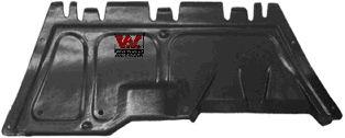 Insonoristaion du compartiment moteur - VAN WEZEL - 7620701