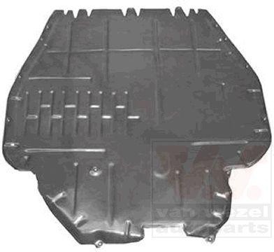 Insonoristaion du compartiment moteur - VAN WEZEL - 7620705