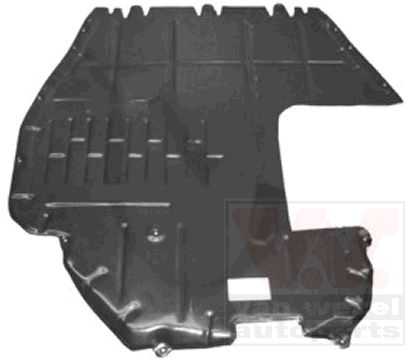 Insonoristaion du compartiment moteur - VAN WEZEL - 7620706