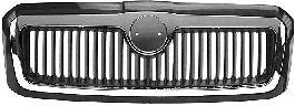 Grille de radiateur - VAN WEZEL - 7621510