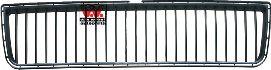Grille de ventilation, pare-chocs - VAN WEZEL - 7621599