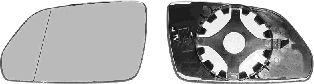 Verre de rétroviseur, rétroviseur extérieur - VAN WEZEL - 7622832