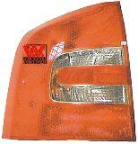 Feu arrière - VAN WEZEL - 7622935