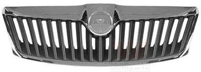 Grille de radiateur - VAN WEZEL - 7623510