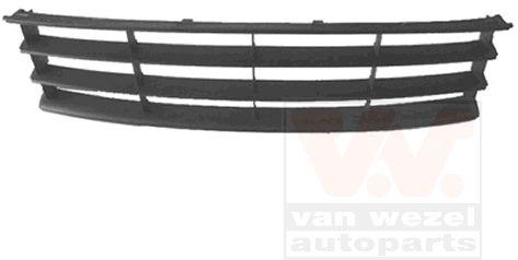Grille de ventilation, pare-chocs - VAN WEZEL - 7623590