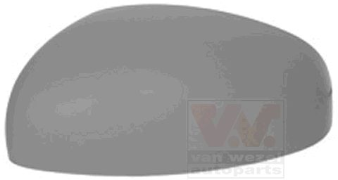 Revêtement, rétroviseur extérieur - VAN WEZEL - 7627844