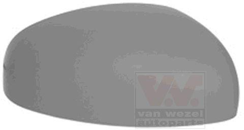 Revêtement, rétroviseur extérieur - VWA - 88VWA7627844