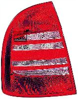 Feu arrière - VAN WEZEL - 7634931
