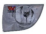 Projecteur antibrouillard - VAN WEZEL - 7641995