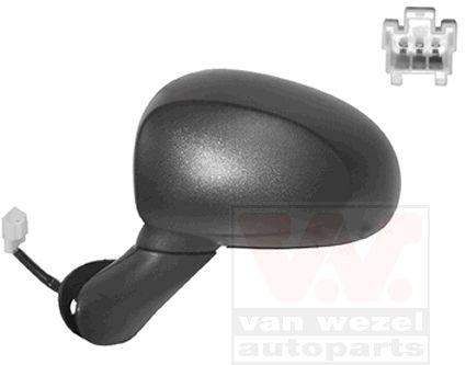 Rétroviseur extérieur - VAN WEZEL - 8107805