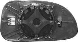 Verre de rétroviseur, rétroviseur extérieur - VAN WEZEL - 8125837