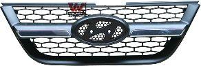 Grille de radiateur - VAN WEZEL - 8206518