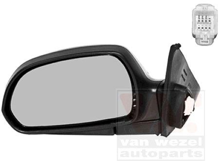 Rétroviseur extérieur - VAN WEZEL - 8218805