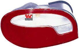 Feu arrière - VAN WEZEL - 8222932