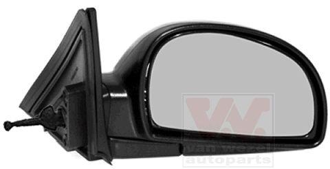 Rétroviseur extérieur - VAN WEZEL - 8225804
